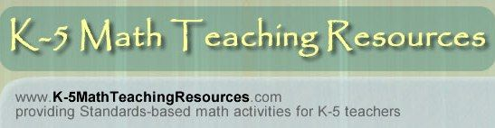 K-5 Math Teaching Resources: free resources, math games, and ...