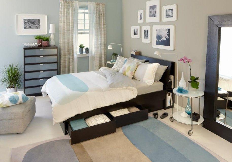Modern Ikea Bedroom Set Brimnes Ikea Oppdal For Ikea Bedroom Set