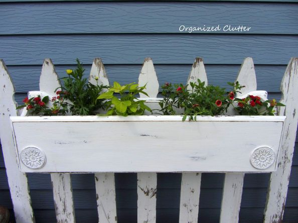 Garden Art From Junk Upcycling Products
