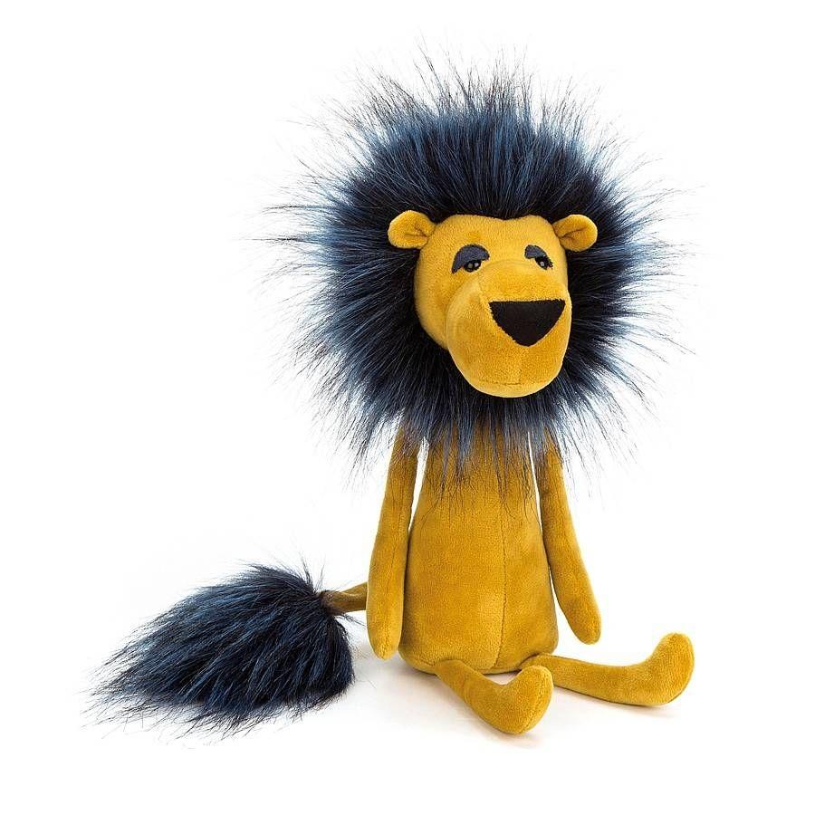 Jellycat Knuffel Leeuw Swellegat Lancelot Lion 38cm Klein En Stoer Knuffels Kinderen Knuffels Kinderkamer Ki Knuffel Kinderkamer Accessoires Speelgoed