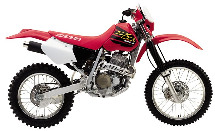 Xr 400 Honda 2000 More Than A Decade After They Went Out Of
