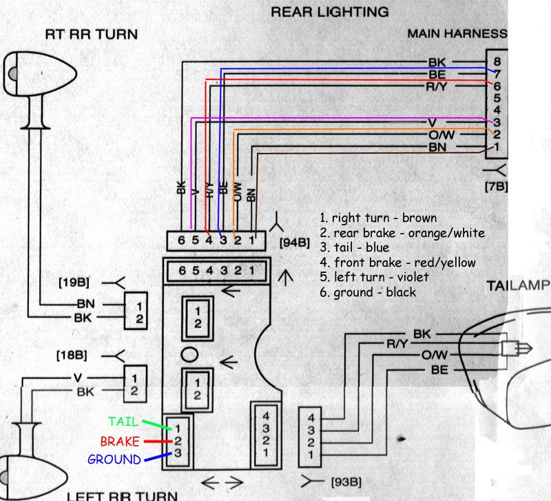 2006 sportster 1200 wiring diagram images taillamp the sportster taillamp the sportster and buell motorcycle forum xlforum taillamp the sportster and buell motorcycle forum xlforum sportster wiring diagram likewise