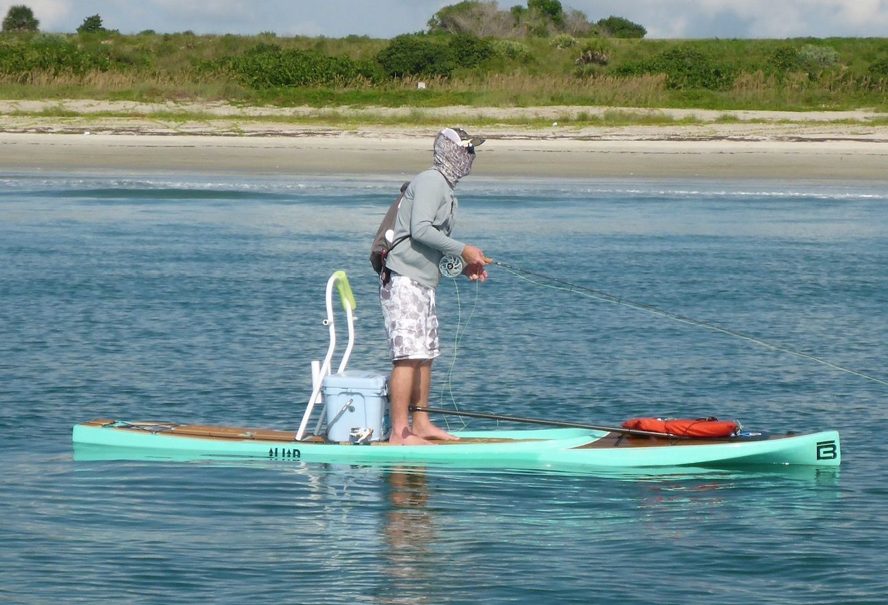 Used Bote Boards All Water Adventures Paddle Board Fishing Sup Fishing Paddle Boarding