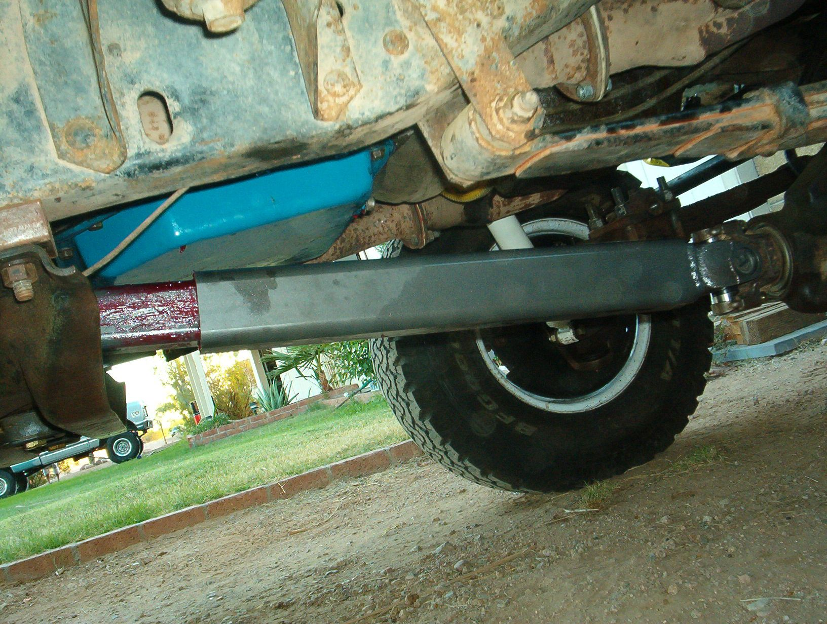 Square Tube Driveshaft No Need For A Slip Yoke Jeep Zj Jeep Xj Jeep Mods