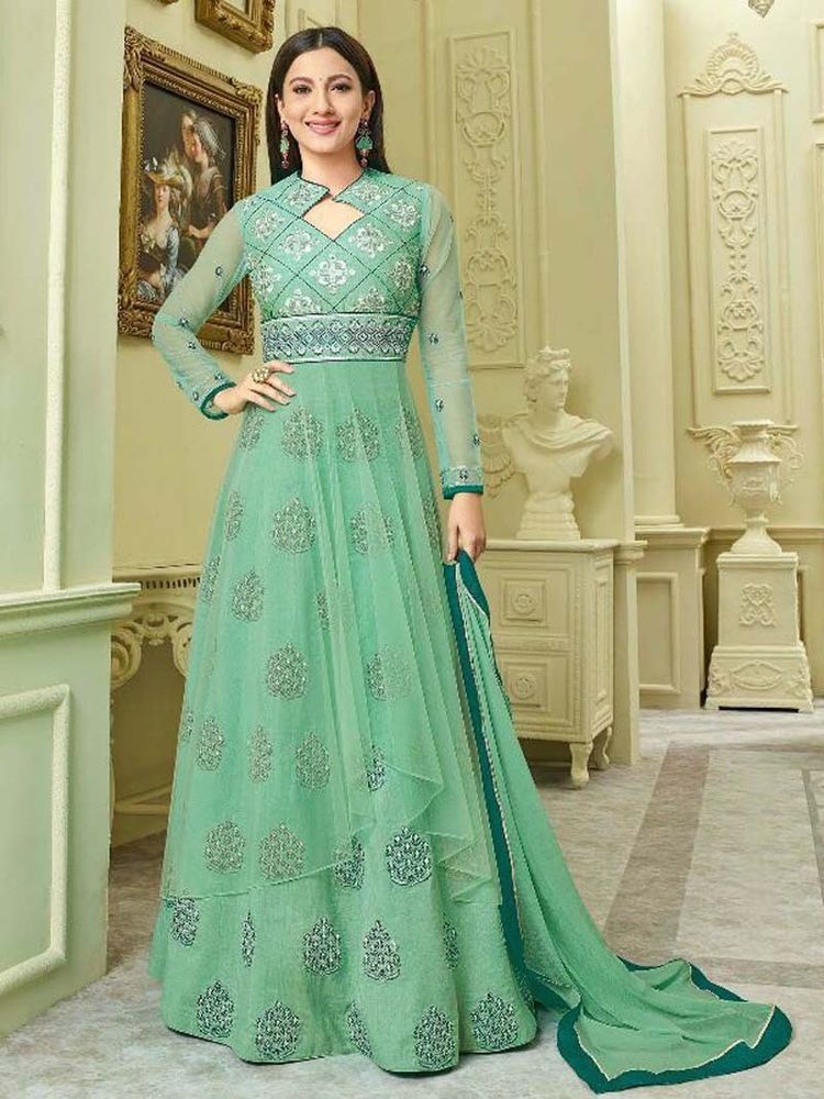Latest Design Party Wear Dress Indian Low Price Women Fashionable