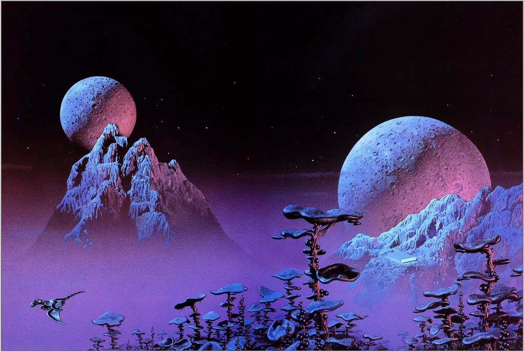 Tim White: An Alien Light