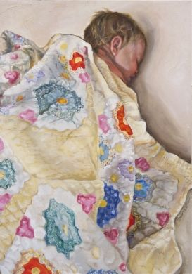 Lullaby by Bronle Crosby, Painting - Oil | Zatista