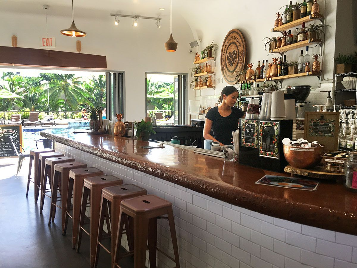 6 Buzzable Coffee Shops That Opened in Honolulu in 2018