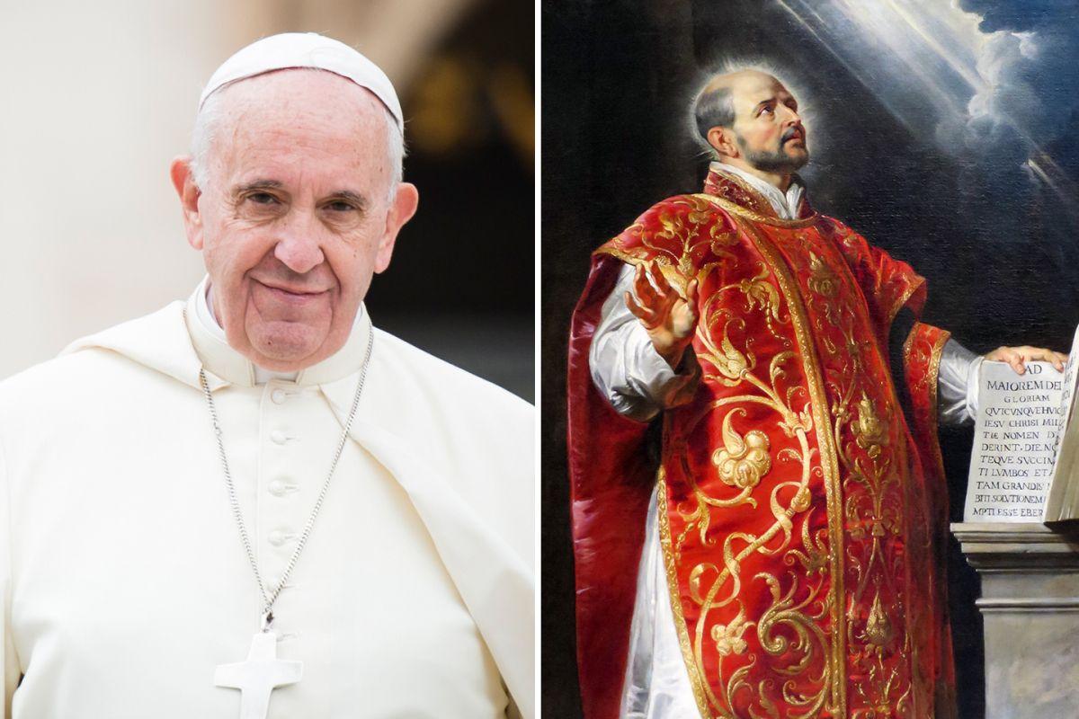 Le pape François veut ouvrir toute l'Église aux Exercices ...