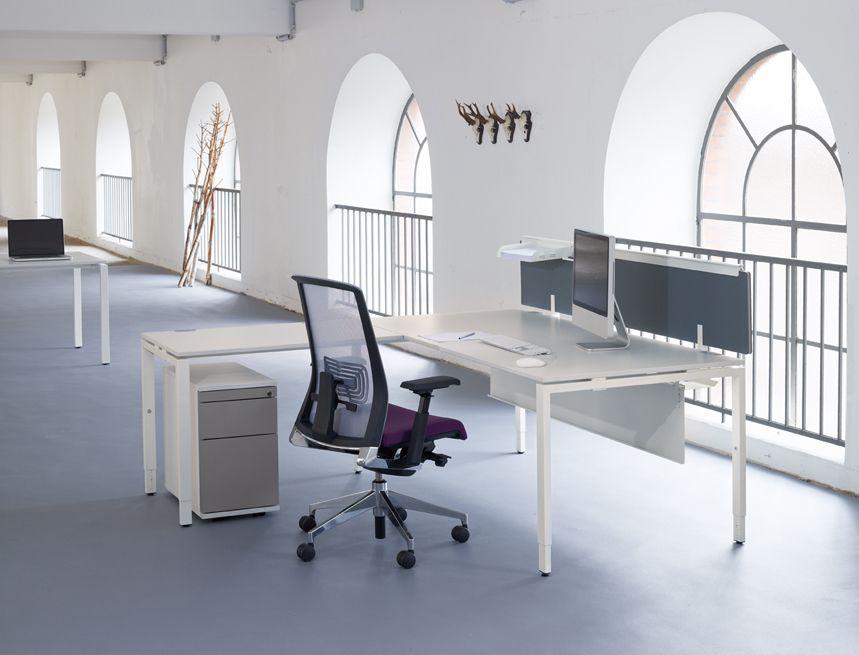 Oficinas modernas y de dise o espacio betty muebles de for Oficinas linea madrid