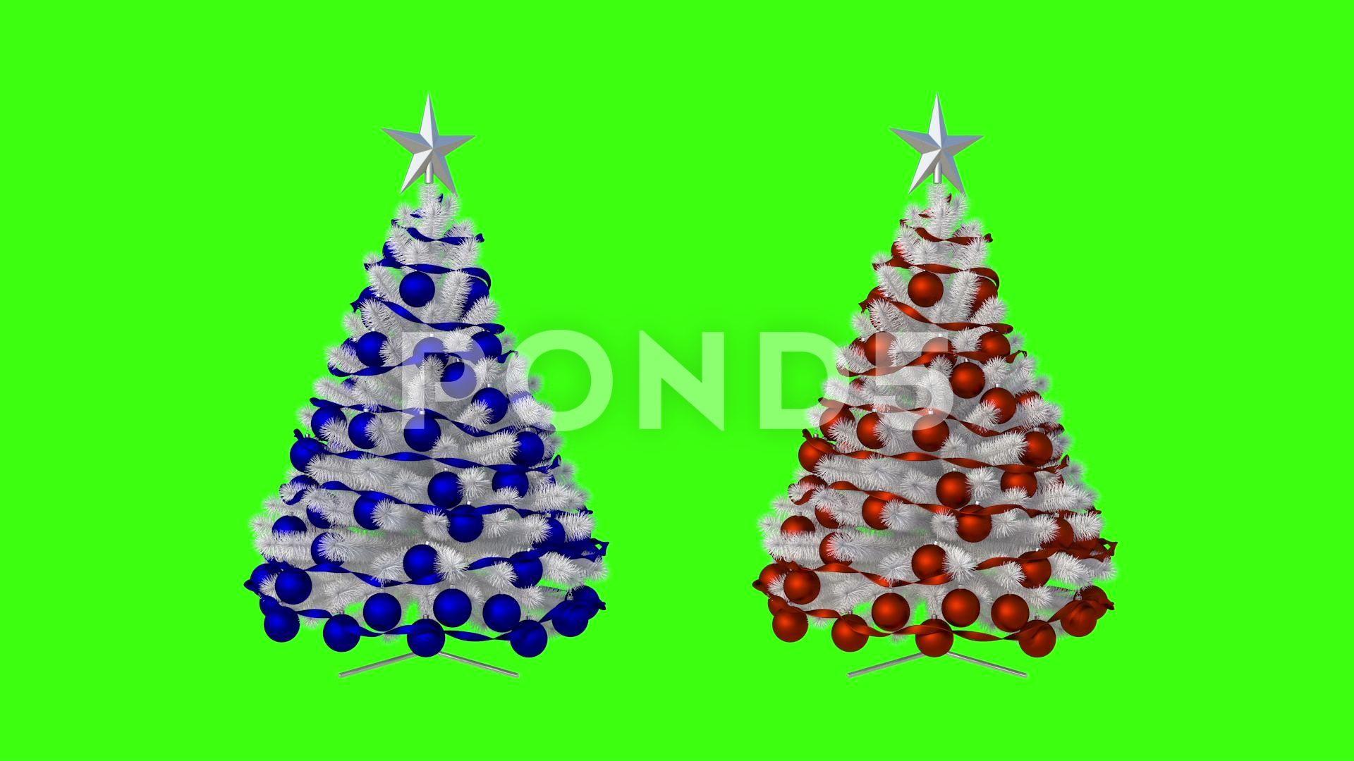 Christmas Tree Loop Animation Green Screen Stock Footage Ad Loop Animation Christmas Tree Christmas Tree Christmas Christmas Ornaments