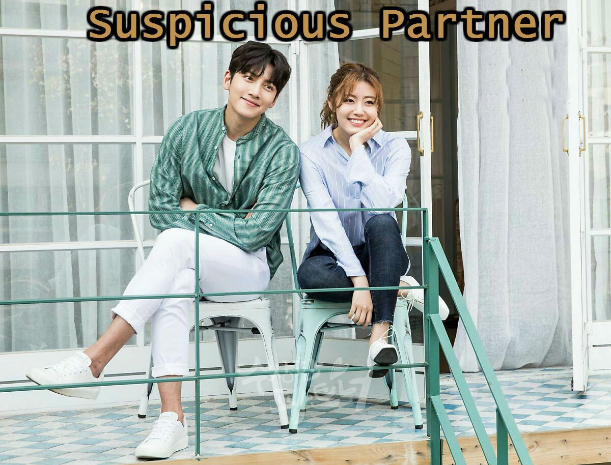 Suspicious Partner 20 Cap Suspicious Partner Suspicious Partner Kdrama Ji Chang Wook