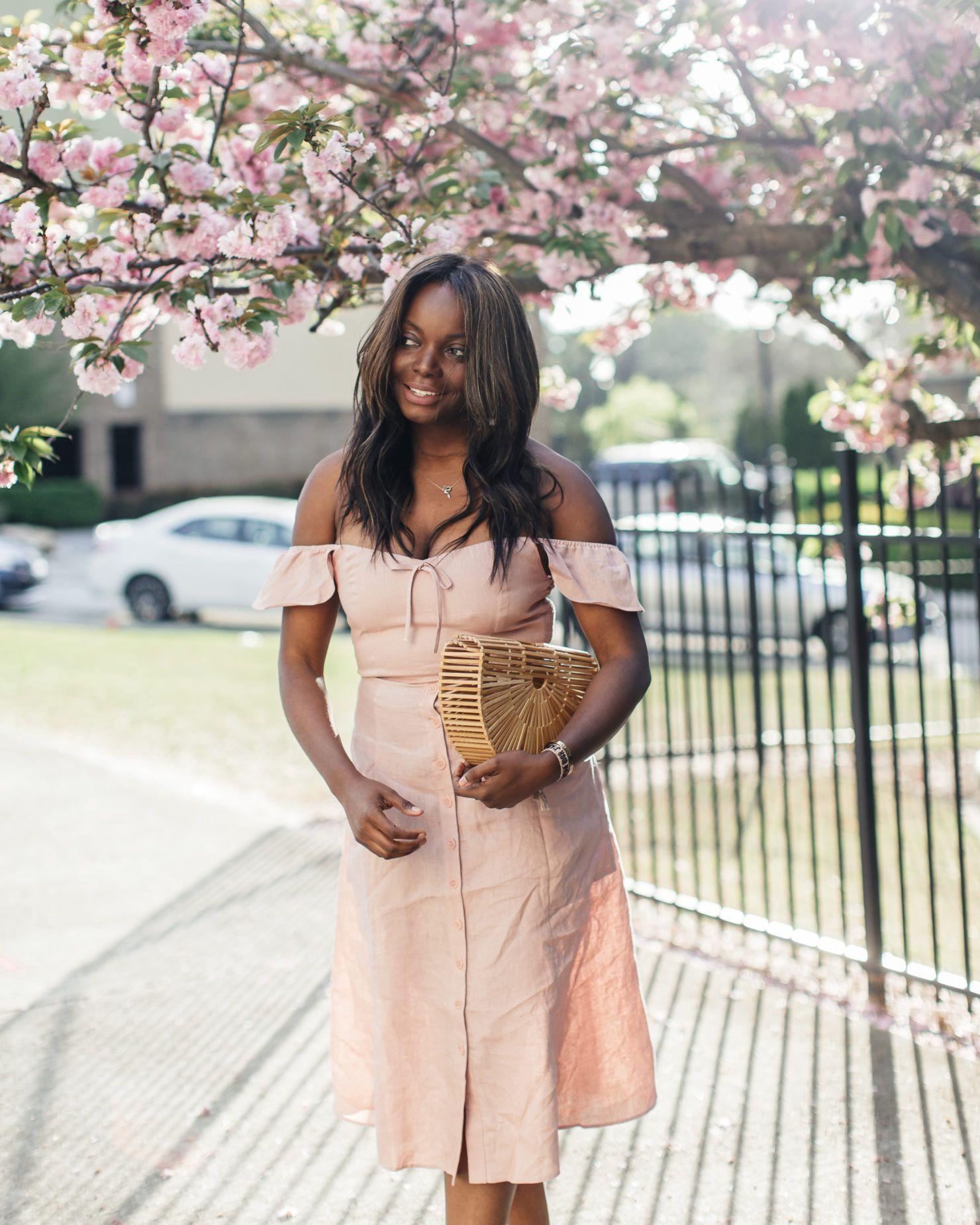 39993df6c67 Spring Dresses for Festival Season & Beyond: Reformation Francis ...