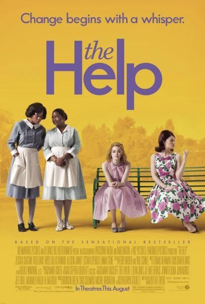 The Help - loved the movie and they always say the book is better!