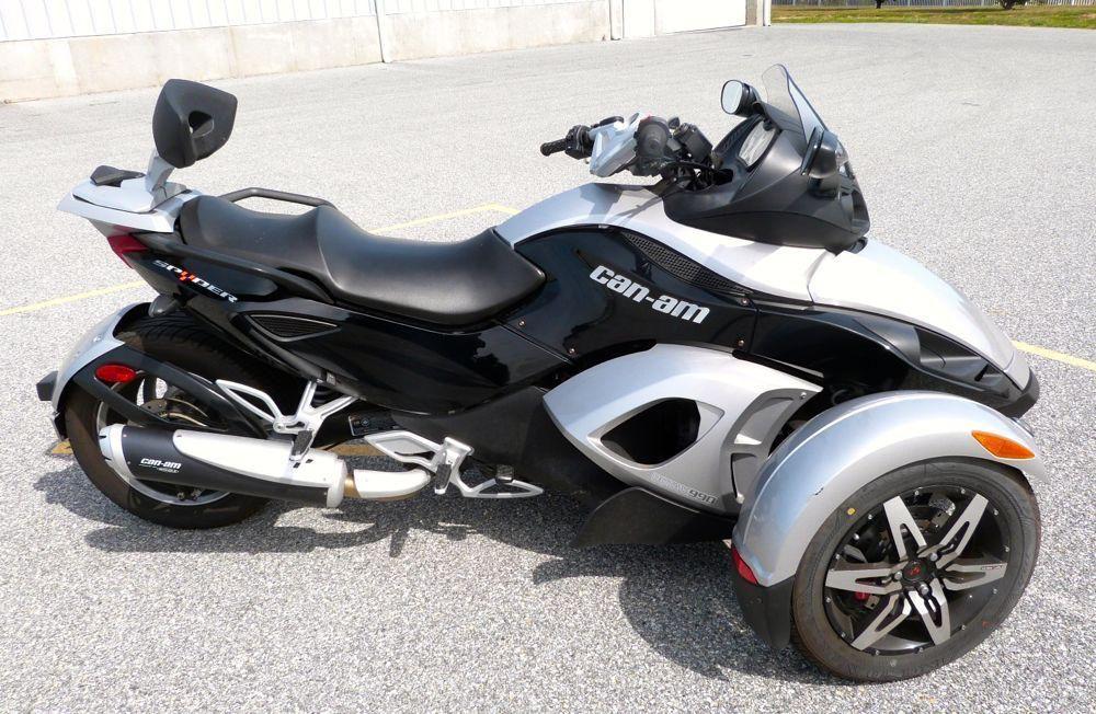 2008 CanAm SPYDER GS SM5 Diamond Motor Sports Dover, DE