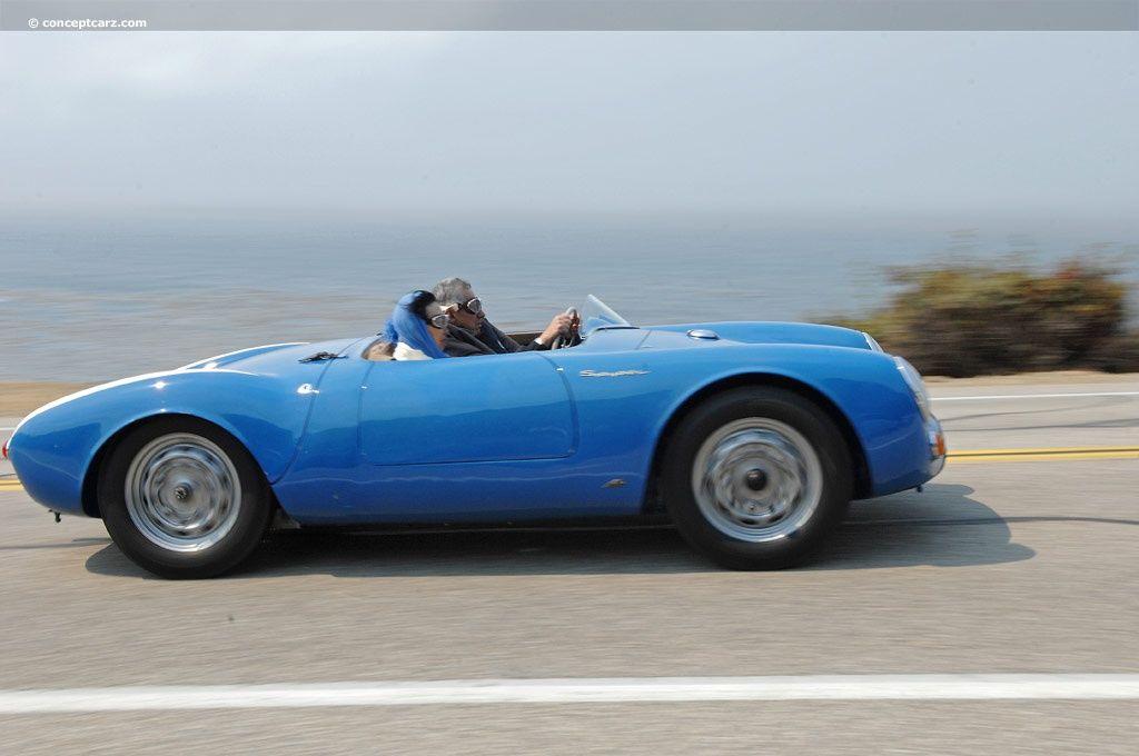 porsche 550 1955 porsche 550 rs spyder - 1955 Porsche Spyder 550