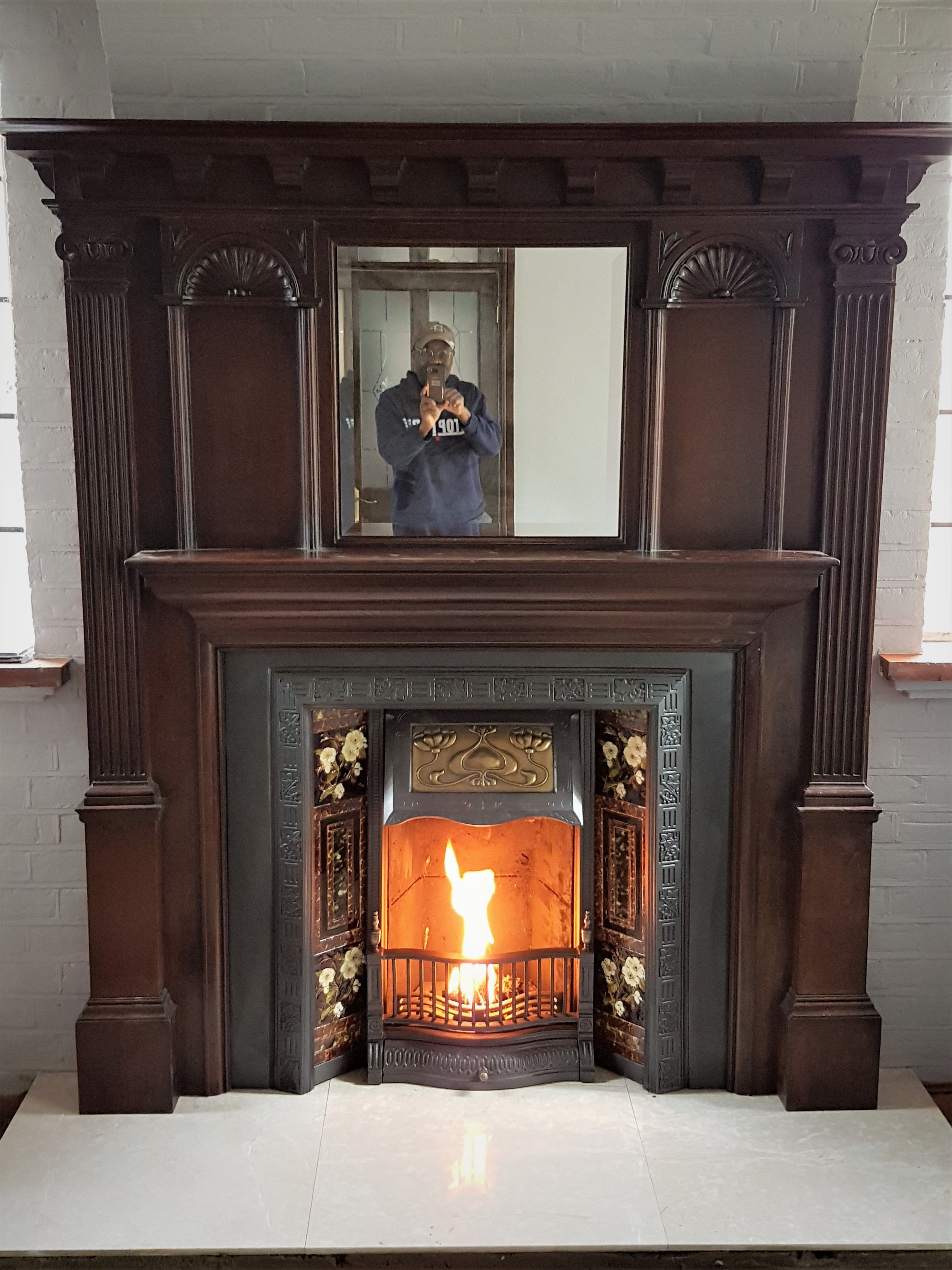 Pin On Fireplaces And Stoves Installed