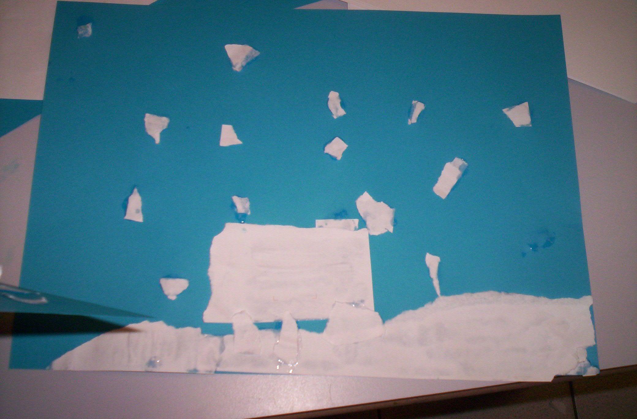 scheuren en plakken ijsbeer (met afbeeldingen) Thema