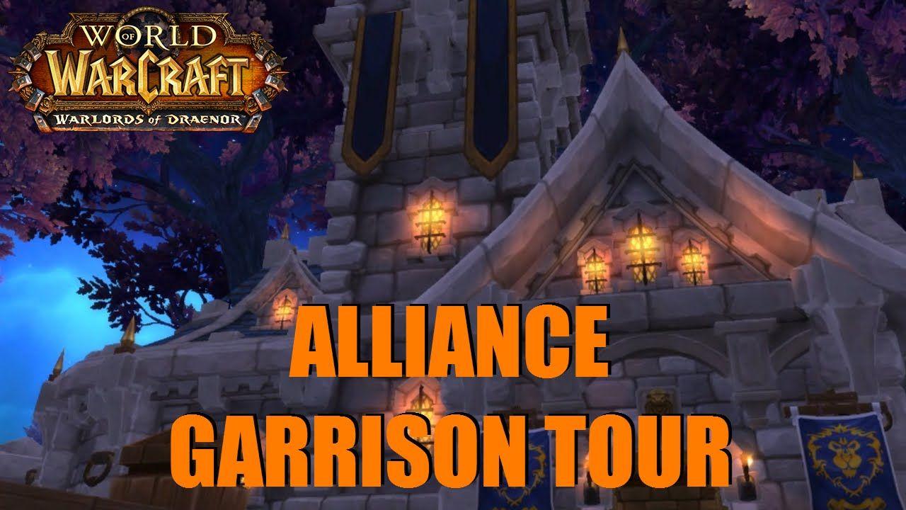 Awesome wod beta alliance garrison tour my level 3 garrison awesome wod beta alliance garrison tour my level 3 garrison malvernweather Choice Image