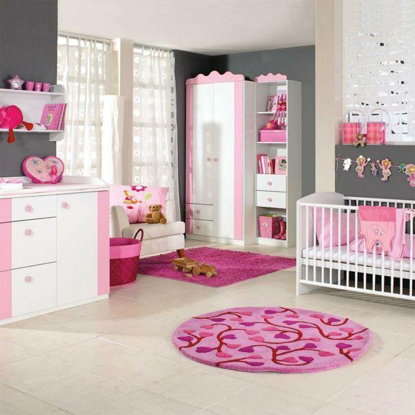 Babyzimmer einrichtenZimmergestaltungen, die Lebensfreude