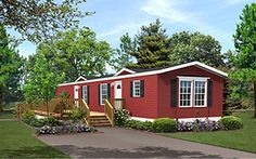 Single Section Mobile Home Floor Plans