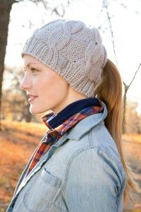 PeekaBoo PonyTail Hat... Hats with a hole for your pony tail. Why didn t I  think of that   b22b5b54666