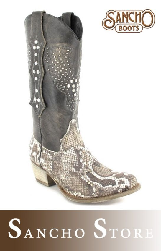 StiefelHerbst Boots Damen Fashion Sancho 10024 dCoBrex