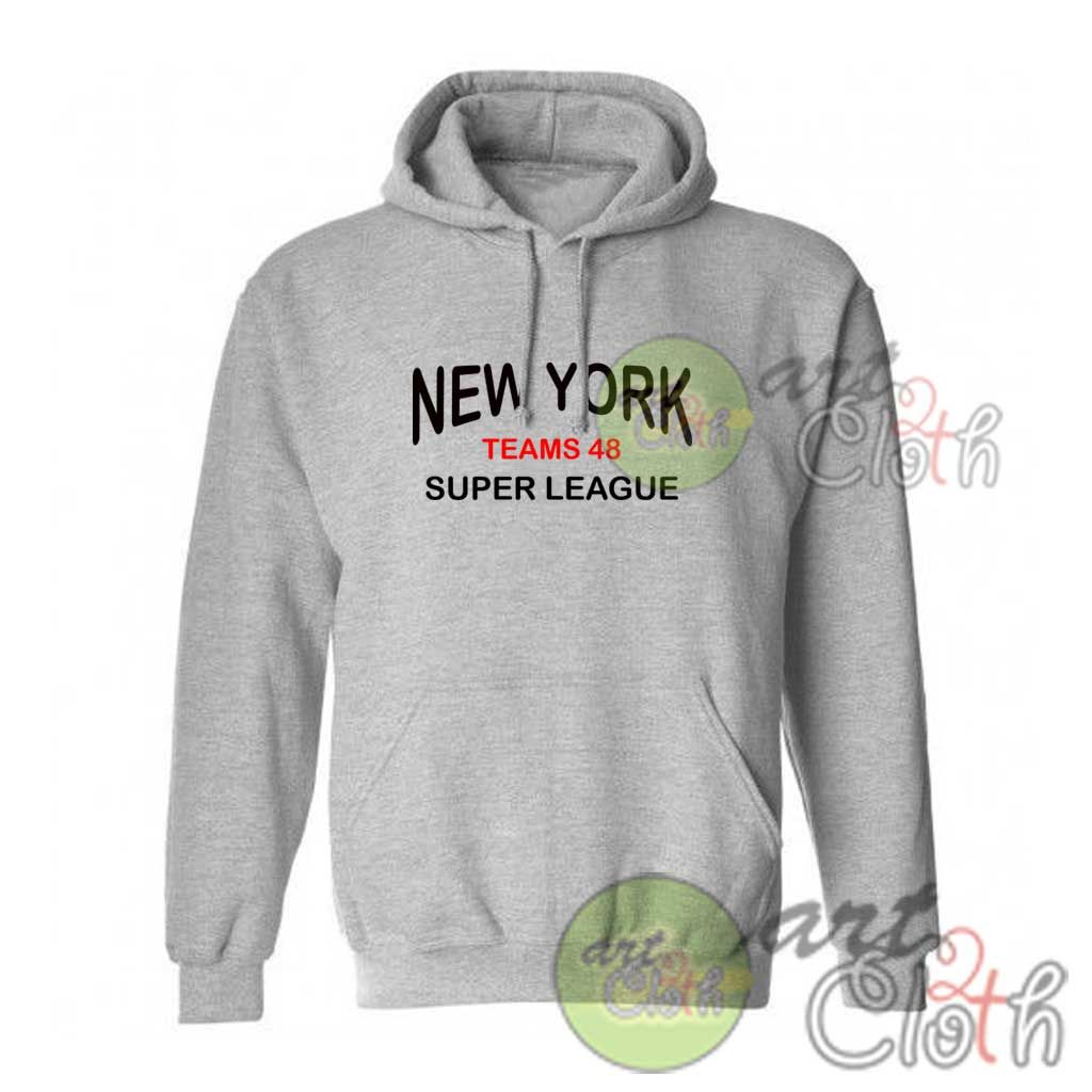 New York Teams 48 Super League Hoodie   Price   32.25     onlineshop 5140bff0a0