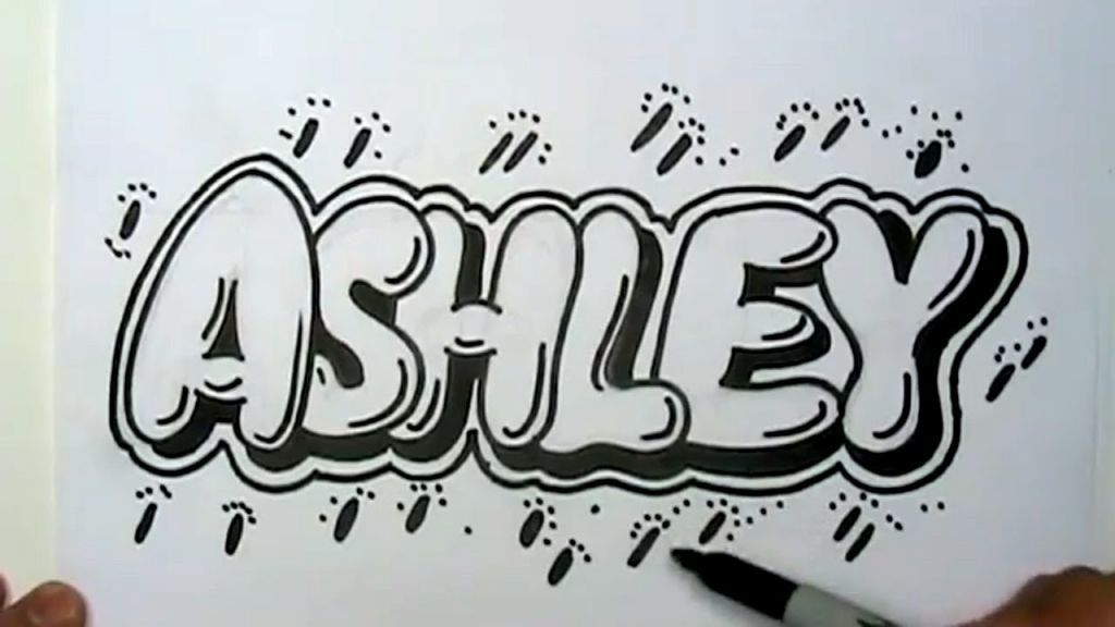 Cool Ways To Write Your Name In Bubble Letters Sample Letter