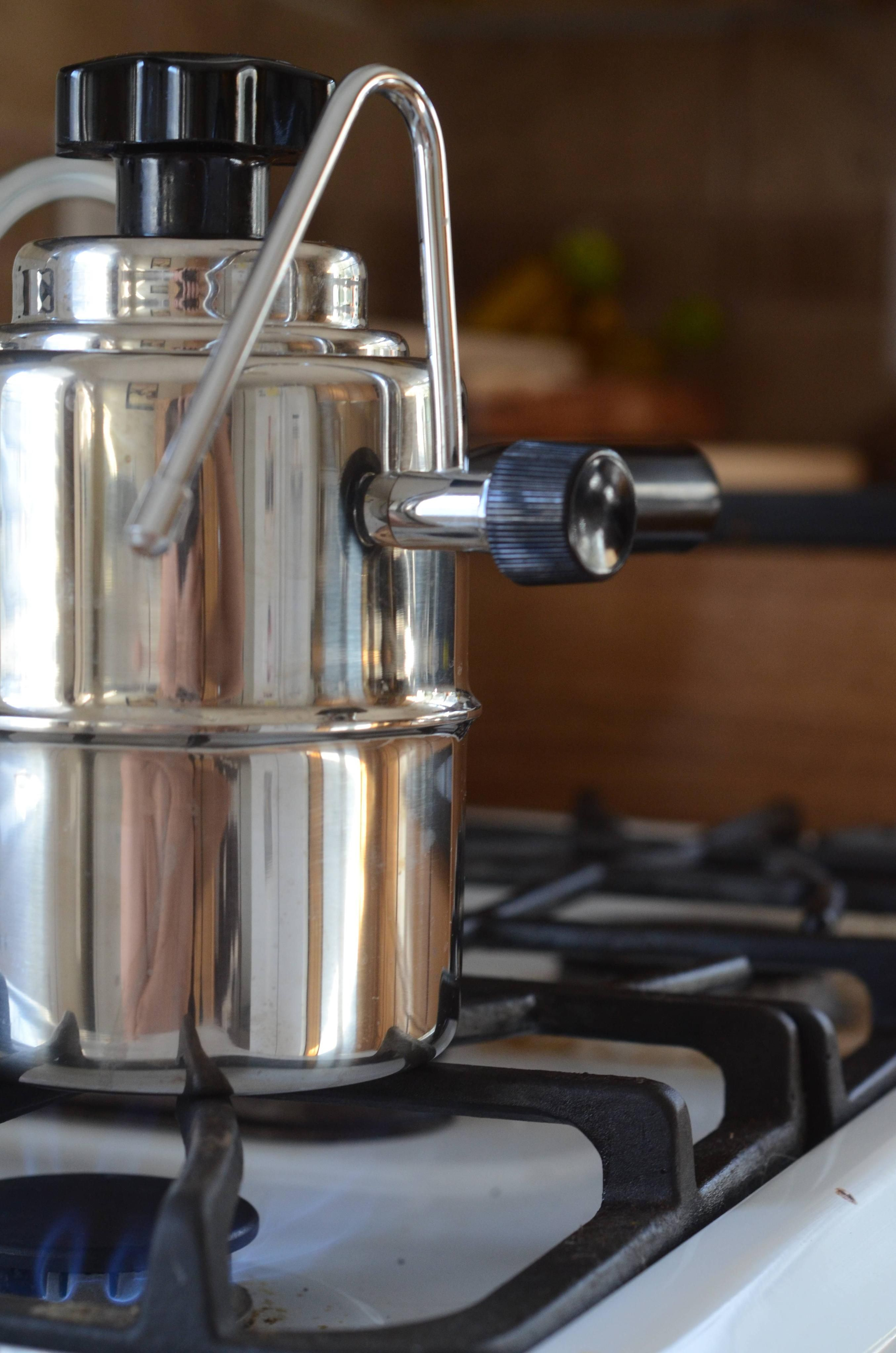 stove top milk steamer | Coffee/Tea | Pinterest | Steamers and Coffee
