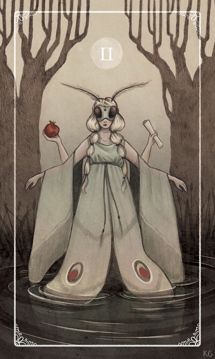 Draw Tarot Card: Pin By Christine O'Keefe On Painting And Illustration In