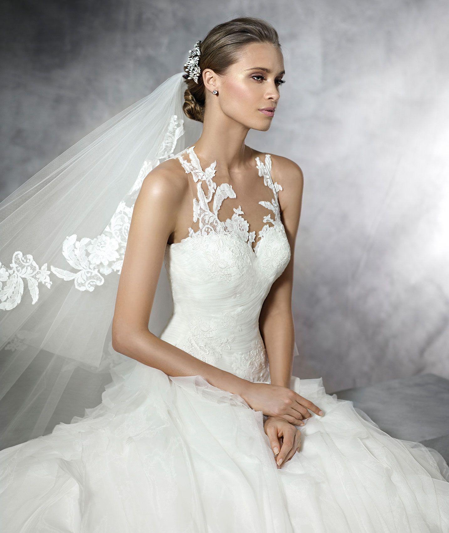 PRESTON, Abiti Sposa 2016   Wedding ideas   Pinterest   Bridal ...