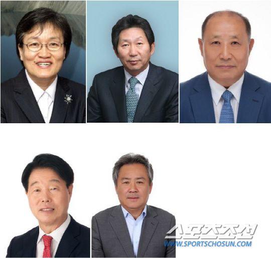 체육회장 선거 오리무중 '양강대결 관측' - 스포츠조선