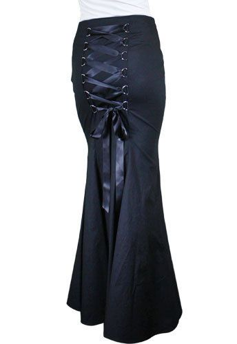 2f7c39ff33c Gothic Skirts-short and long. Formal and casual. Regular and plus size