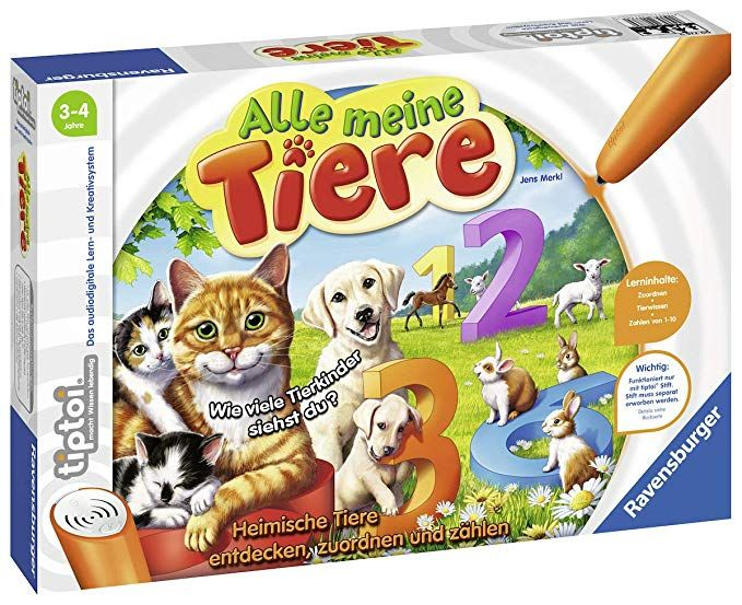 Tierspiele Für Kinder