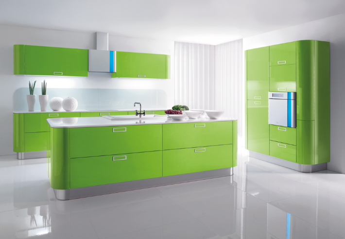 Why not a Green Kitchen ?