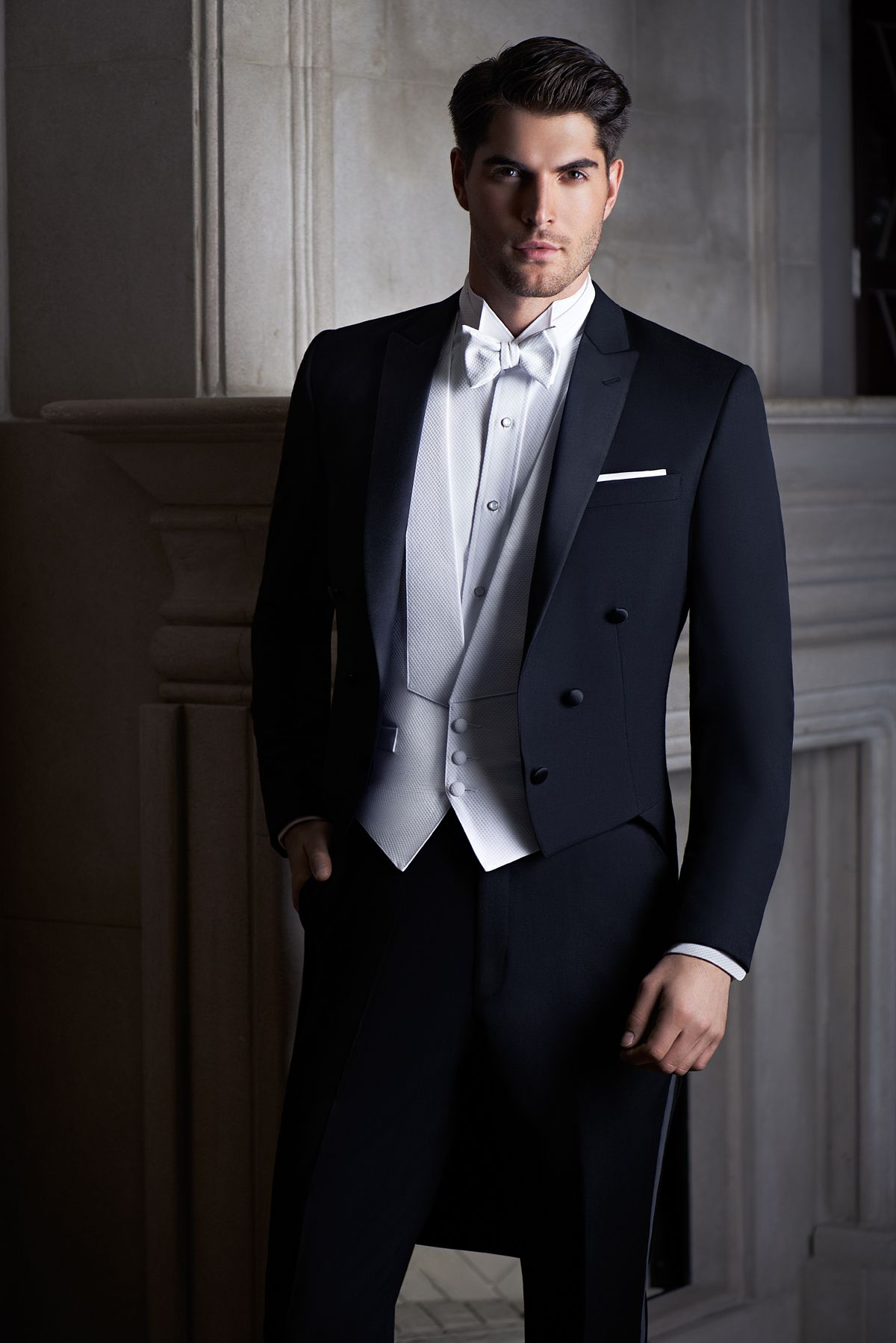 Your Wedding Style: Tradtional and/or Trendy   Savvi Formalwear by Nedrebo's