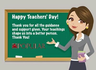 Wish Everyone Of You A Happy Teachers Day Teachersday Teachers Day Card Happy Teachers Day Teachers Day