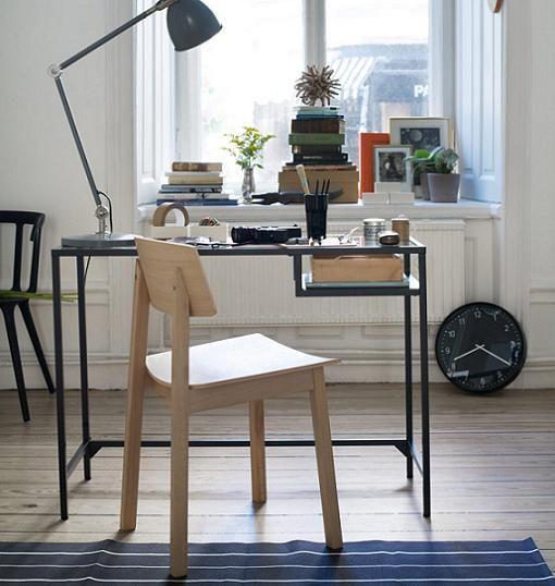 Ikea escritorios decoraci n y hogar pinterest - Mesa de salon ikea ...