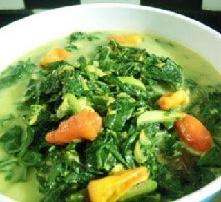 4 Tips Cara Memasak Daun Singkong Santan Agar Tetap Hijau Resep Masakan Masakan Indonesia Masakan