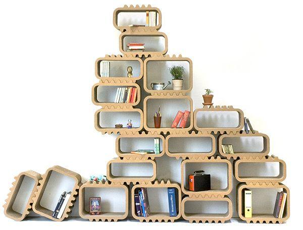 Creative Cardboard Furniture Ideas   Cardboard furniture, Modular ...