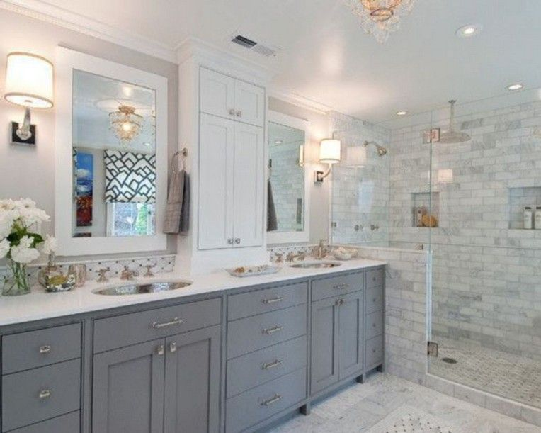 44 remakable guest bathroom makeover ideas on a budget