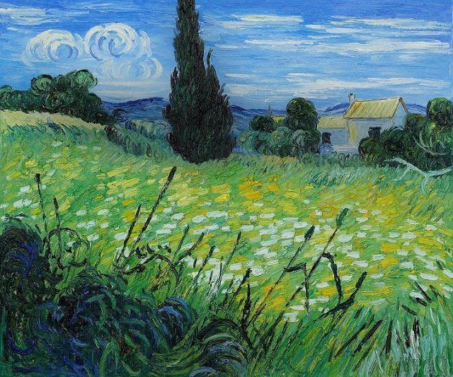 Poesia Visual - Arte e Imagem: Vincent Van Gogh