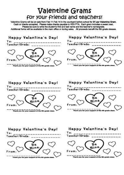 Schön Valentine Grams On Sale Feb 11