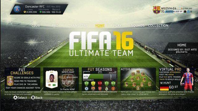 Fifa 16 Ultimate Team Hack Fifa Fifa 16 Tool Hacks