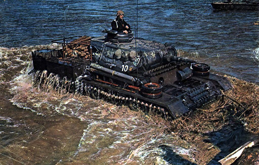 Panzerkampfwagen III Ausf. H(U) « Tauchfahig » (Sd.Kfz. 141) Nr. 10