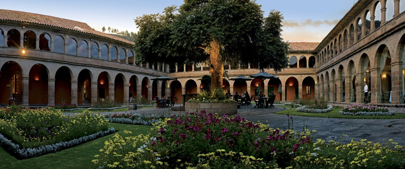 Hotel Monasterio Cuzco Peru Luxury When Hiram Bingham Unmasked A Missing Incan Citadel To The Planet In Emerged As