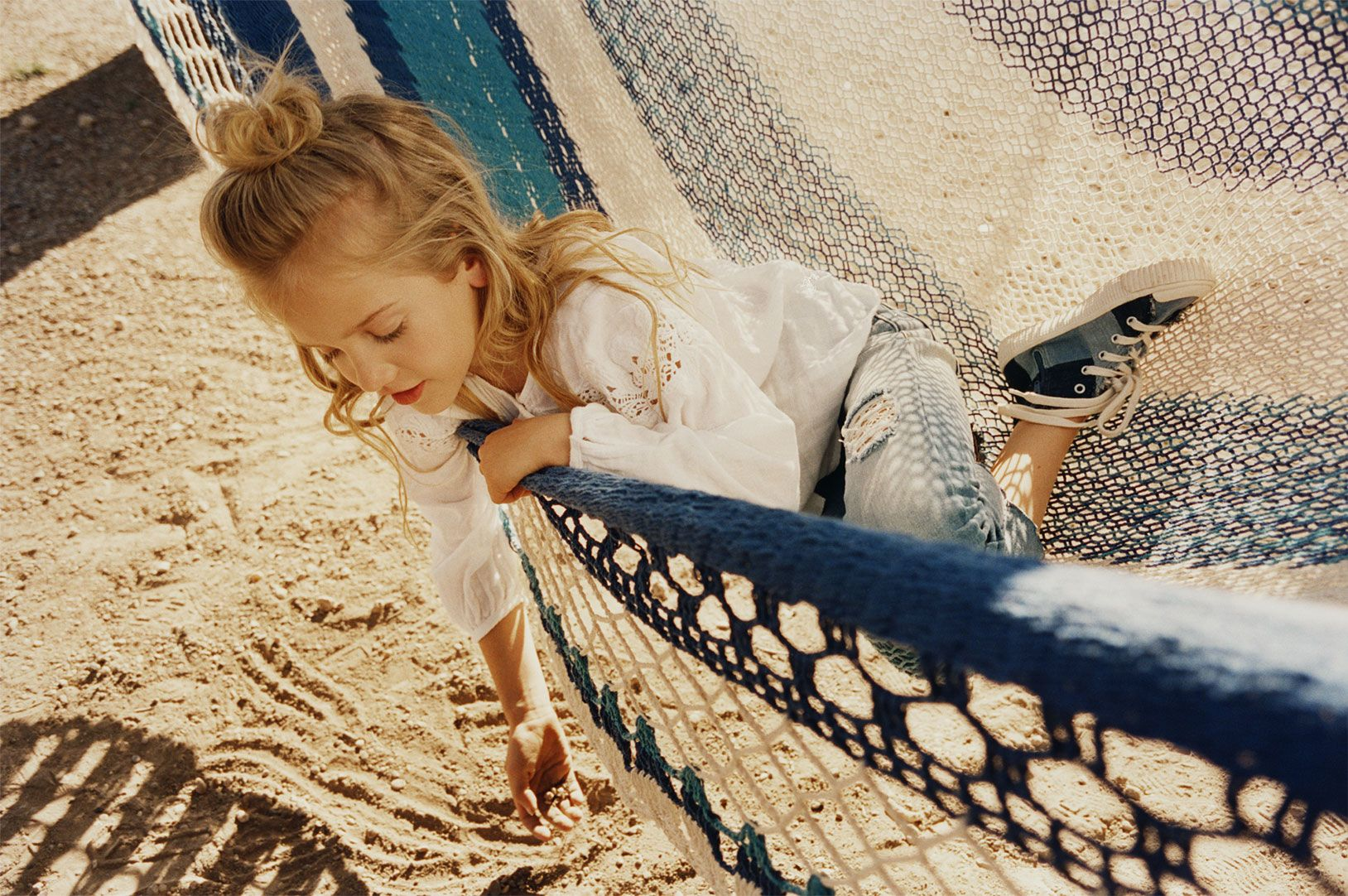 ZARA   zaraeditorial   KIDS   SUMMER CAMP   GIRL   Zara kinder ...