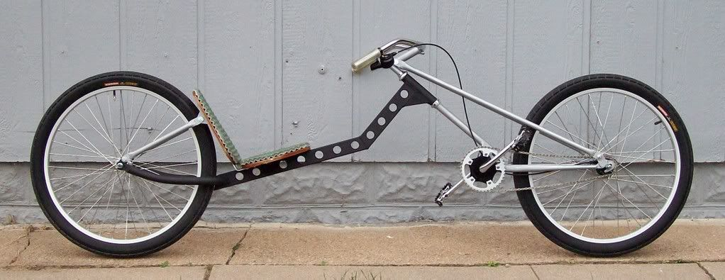 is there such thing as a cool recumbant???? Rat Rod
