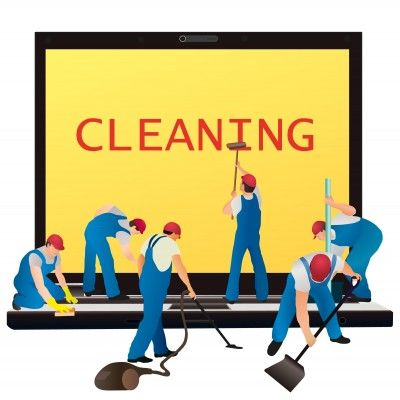 spring cleaning tips for your computer back up your device clean up your folders scan. Black Bedroom Furniture Sets. Home Design Ideas